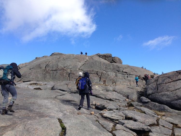 Approaching Cascade Summit