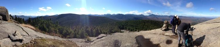 Cascade Summit Pano