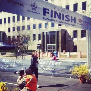 Flower City Half Marathon