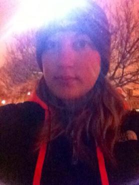 Snow Cheap Headlamp Selfie 2013